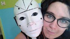 "Woman Declares Herself ""Proud Robosexual,"" Creates Future Husband Robot on 3D Printer - https://therealstrategy.com/woman-declares-herself-proud-robosexual-creates-future-husband-robot-on-3d-printer/"