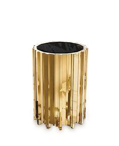 Empire Side Table | Hotel Lobby Chandelier | LUXXU Modern Lamps