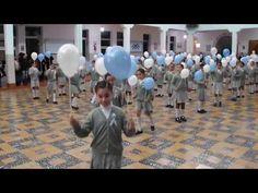 Acto Día de la Bandera 2014. Nivel Primario. Parte 01 - YouTube