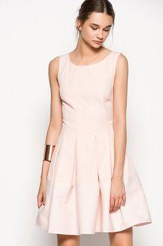 CASANALI | Dress  #Stripes and #Polkadot in one dress?why not! Get it now #casanali.com