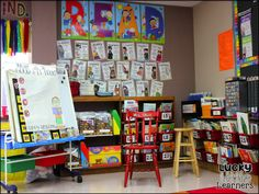 2015-2016 Classroom Reveal - Lucky Little Learners