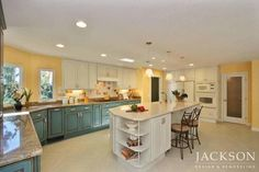 A Festive Setting In A Historic Home With A Spanish Design Entrancing Kitchen Designers San Diego Design Ideas