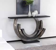 Genial Art Deco Console Table