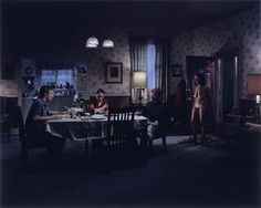 Gregory Crewdson, Family Dinner