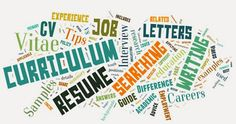 5 major difference between resume and CV