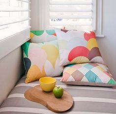Sorbet Cushions