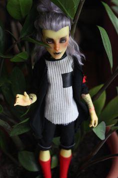 Monster High Boys, Monster High Custom, Monster High Repaint, Doll Repaint, Fairy Dolls, Custom Dolls, Ooak Dolls, Pretty Little, Monsters