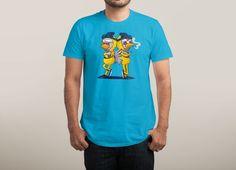 """Pollos"" by alexmdc on men's t-shirts | Threadless"
