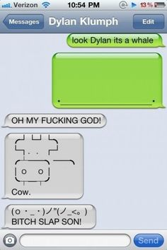 Creativity has no bounds - funny pictures - funny photos - funny images - funny pics - funny quotes - funny animals @ humor Funny Emoji Texts, Funny Texts Jokes, Funny Texts Crush, Text Jokes, Cute Texts, Crazy Funny Memes, Funny Puns, Really Funny Memes, Funny Laugh