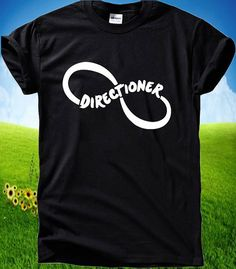 Directioner 1D  white design Gildan Short Sleeve by C41store, $10.00