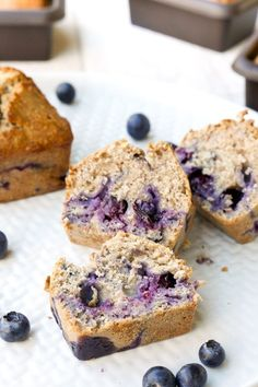 Healthy cake with blueberries and chia seeds - perfect for children Healthy cake . - Healthy cake with blueberries and chia seeds – perfect for children Healthy cake for children with blueberries and chia seeds – food palate friend # backenfürkinder - Healthy Cake, Healthy Foods To Eat, Healthy Desserts, Healthy Recipes, Healthy Pumpkin, Healthy Kids, Eating Healthy, Clean Eating, Food Cakes