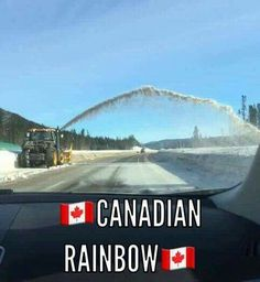 Meanwhile in Canada Photos) When we think of Canada, it is almost impossible not to think about snow. It snows for almost 9 months a year in Canada. But Canadians mind Canadian Memes, Canadian Things, I Am Canadian, Canadian Winter, Canadian History, Canadian Rockies, Canadian Humour, Canada Jokes, Canada Funny