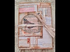Another Envelope Flippy Thing - YouTube Envelope, Junk Journal, Album, Youtube, Envelopes, Scrapbooking, Youtubers, Youtube Movies, Card Book