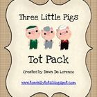 Three Little Pigs Tot Pack!
