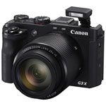 (0106C001)PowerShot G3 X 20.2MP 25x Optical Zoom Digital Camera Black