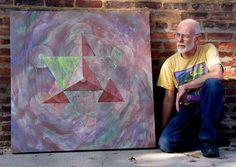 CG: SG: Gallery 08: Star Tetrahedron In Metaron's Cube: Diary Of A Mandala: