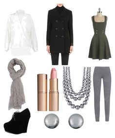 """Eighth Doctor cosplay"" by oswinforthewin on Polyvore featuring Charlotte Russe, Tom Ford, MaxMara, Forever Link, Charlotte Tilbury, Nordstrom Rack and Kenneth Jay Lane"