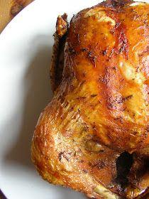 Dziś przepis na obłędnie smacznego, rozpływającego się w ustach i aromatycznego kurczaka z piekarnika. Swoją kruchość i smak zawdzięcza odpo... Garlic Chicken, Tandoori Chicken, Poultry, Grilling, Roast, Paleo, Food And Drink, Pork, Health Fitness