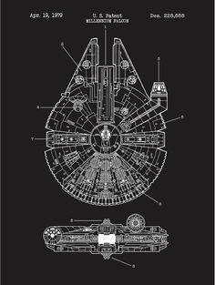 Star Wars Millennium Falcon - 1979