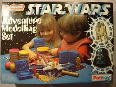Star Wars Adventure Modelling Set (Play-Doh)