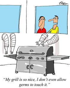 Sunday Morning Comics June 9, 2013  http://www.Cooking-Outdoors.com
