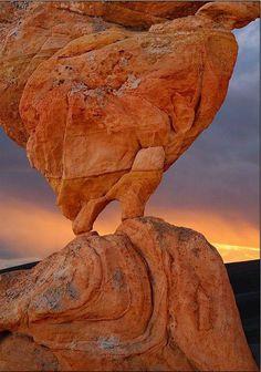 Fire Arch ,Arches National Park,Arizona