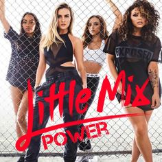 Little Mix Power Cover