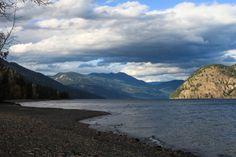adams lake, BC