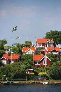 Brandaholm, Sweden