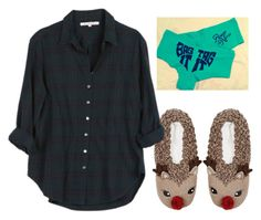 """""""Dormilona"""" by rubenparra on Polyvore featuring Topshop and Xirena"""