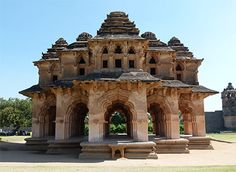 Forgotten Empire that stood against the onslaught of the Moslem Invasion in Central India.