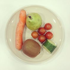 500 grams of veggies and fruit - your daily amount! 20140528-211341.jpg