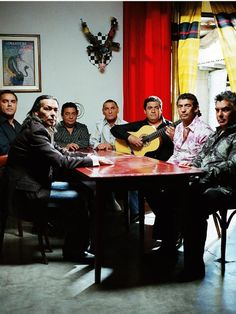 Gipsy Kings... these guys are amazing on the guitars and the lead vocalist is just WOW!