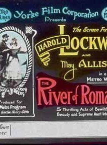 The River of Romance (1916) Poster