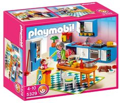 Playmobil Dollhouse 5329 La cuisine