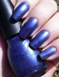 Sinful Colors: Precious Metal