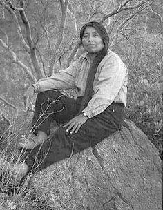 Ophelia Zepeda -1952 - poet - Tohono O'odham. Photographer not noted.
