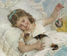 Temas da pintura: Cães e gatos–Galeria 17