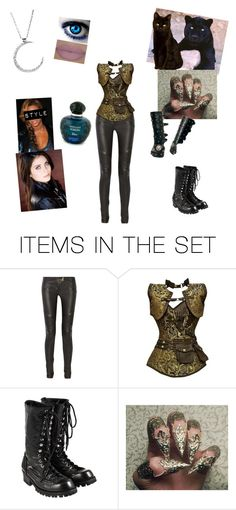 """""""Lucy King 6"""" by superoncer ❤ liked on Polyvore featuring art"""
