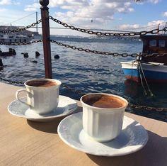 COFFEE TIME, COFFEE BREAK, TURKISH COFFEE, TÜRK KAHVESİ, KAHVE KEYFİ, ISTANBUL TURKEY