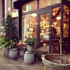 John Derian's Shop in NYC
