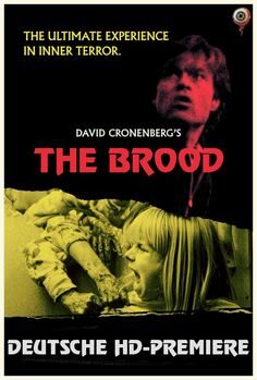 David Cronenberg's THE BROOD - coming soon on Blu-ray #davidcronenberg #thebrood #wickedvision