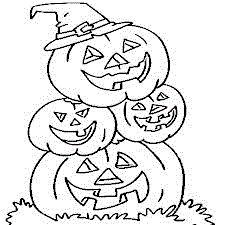 halloween ausmalbilder - ausmalbilder für kinder | malvorlagen | pinterest | ausmalen, halloween