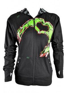 Cupcake Cult Heart N Stein hoodie