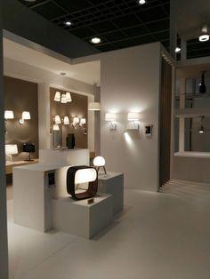 968 and Mine presented exclusively at Light+Building #tablelamp #sobremesa #light #design #madeinSpain #nahtrang #jordibusquets