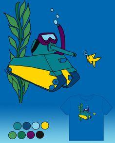 Scuba Tank Designs  Find more great scuba equipment at - http://scuba.megainfohouse.com