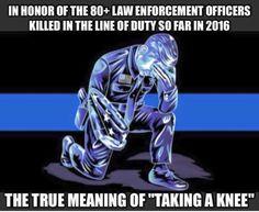 #ThinBlueLine #BlueLivesMatter                                                                                                                                                                                 More