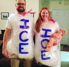 This Is, Hands Down, the Best Halloween Costume for New Parents On the Internet Right Now
