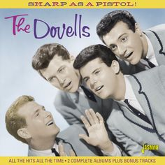 Dovells - All The Hits All The Time/Sharp As A Pistol