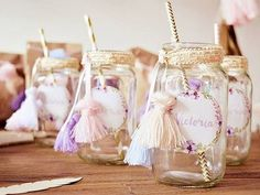 Looking for a hot and trendy baby shower idea? Don't miss this Boho Baby Shower featured at Kara's Party Ideas with its on-point decor and yummy sweets! Baby Shower Boho, Baby Shower Elegante, Unicorn Baby Shower, Girl Shower, Baby Shower Themes, Shower Ideas, Bridal Shower, Baby Shower Unicornio, Lila Party